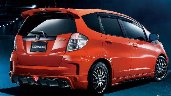 Bodykit Honda Jazz Mugen RS 2011 (Versi Full Bumper) – Plastic ABS B
