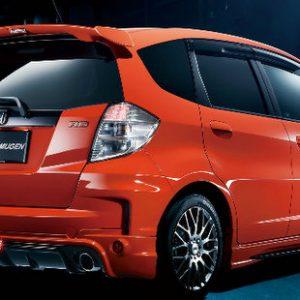 Bodykit Honda Jazz Mugen RS 2011 (Versi Full Bumper)