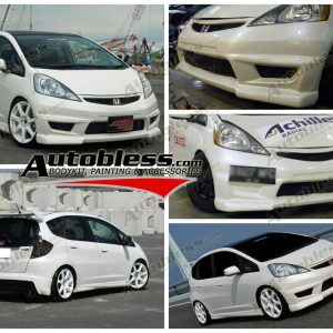 Bodykit Honda Jazz Axis Styling 2008 – FRP