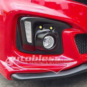 Bodykit Honda Jazz GK5 Mugen Full Bumper – Plastic PP (Grade S) Import Taiwan