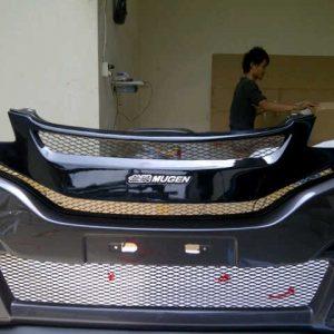 Grille Honda Jazz GK5 Mugen – Plastik ABS (Grade B)
