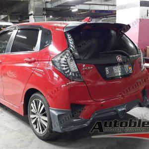 Bodykit Honda Jazz GK5 Mugen Full Bumper – Plastic ABS (Grade B)