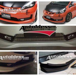 Bodykit Honda Jazz MMC Js Racing – Plastic ABS (Grade B)
