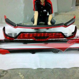Bodykit Honda Jazz GK5 Modulo – Plastic ABS (Grade B)