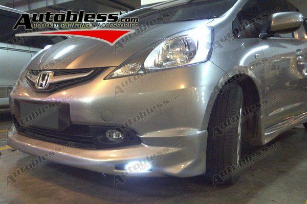 Bodykit Honda Jazz Mugen LG 2008 – Plastic ABS (Grade C)
