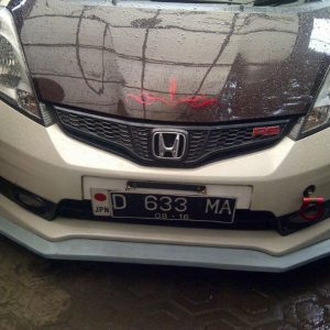 Bodykit Honda Jazz MMC Takero – Carbon