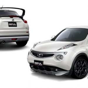 Bodykit Nissan Juke Impul – Plastic ABS (Grade C)