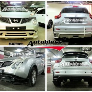 Bodykit Nissan Juke Kenstyle – Plastic ABS (Grade C)