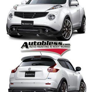 Bodykit Nissan Juke Kenstyle – Plastic ABS (Grade A)