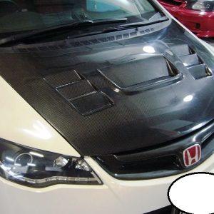 Kap Mesin Carbon Honda Civic FD 2006-2011 – Model Ings