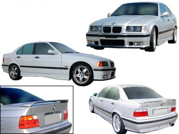 Bodykit BMW E36 M3 1990-2000 – Plastic PP (Grade S) Import Taiwan