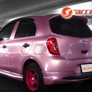 Bodykit Nissan March Access 2014 – Plastic ABS (Grade A) Import Thailand