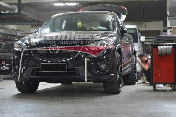 Bodykit Mazda CX5 MP Style – Plastic ABS (Grade S) Import Taiwan