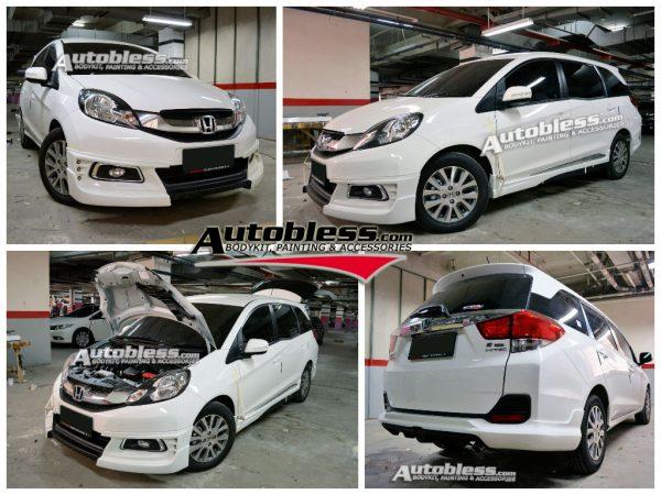 Bodykit Honda Mobilio Mugen Ver.1 – Plastic ABS (Grade B)
