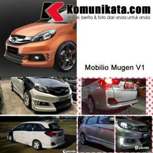 Bodykit Honda Mobilio Mugen Ver.1 – Plastic ABS (Grade C)