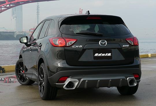 Bodykit Mazda CX5 Odula – FRP