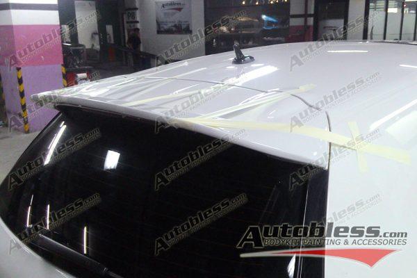 Wing Spoiler Volkswagen Scirocco Caractere – FRP