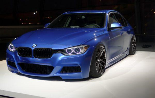 Bodykit BMW F30 M-Tech 2012 – Plastic PP (Grade S) Import Taiwan