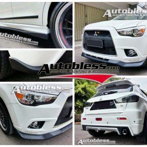 Bodykit Mitsubishi Outlander Sport DAMD – FRP