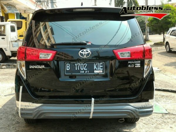 Bodykit Toyota Innova Reborn 2016 VS – Plastic ABS (Grade B)