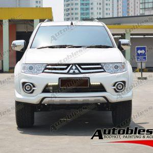 Bodykit Mitsubishi Pajero Sport Limited 2014 – Plastic ABS (Grade B)
