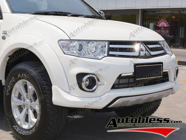 Bodykit Mitsubishi Pajero Sport Limited 2014 – Plastic ABS (Grade A)
