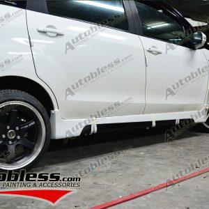 Bodykit Suzuki Ertiga Sport VS – Plastic ABS (Grade B)