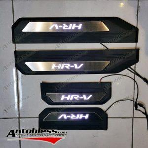 Sill Plate Honda HR-V + Lamp