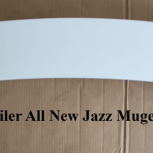 Wing Spoiler Honda Jazz GE8 Mugen – Plastik ABS (Grade A)