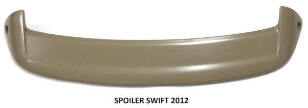 Wing Spoiler Suzuki Swift – Plastic ABS (Grade A)