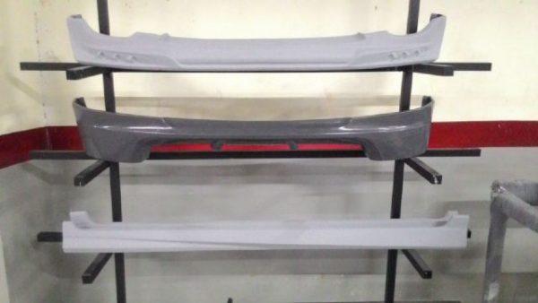 Bodykit Datsun Go VS (2 Baris) – Plastic ABS (Grade B)