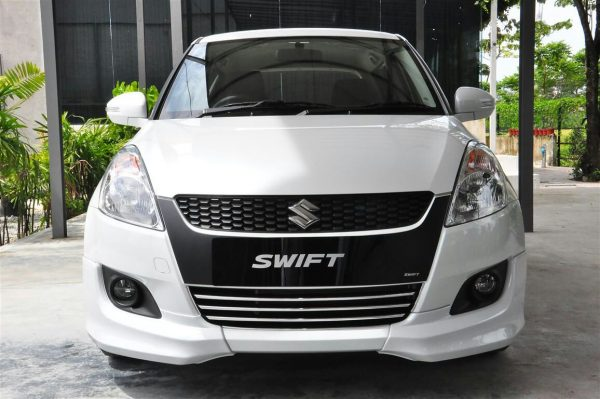 Bodykit Suzuki Swift RS 2011 – Plastic ABS (Grade A) Import Thailand