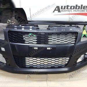 Bodykit Suzuki Swift Sport 2011 – Plastic PP (Grade S) Import Taiwan