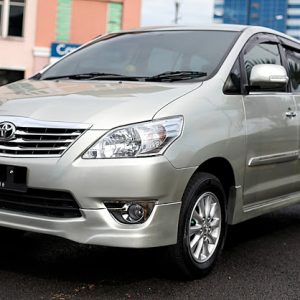 Bodykit Toyota Innova Grand Luxury (TRD) 2011
