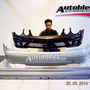 Bodykit M-Benz W211 LCI E63AMG – Plastic PP (Grade S) Import Taiwan