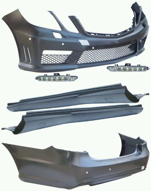 Bodykit M-Benz W212 E63AMG – Plastic PP (Grade S) Import Taiwan