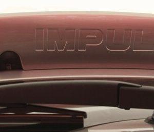 Wing Spoiler Nissan Grand Livina Impul2 – FRP