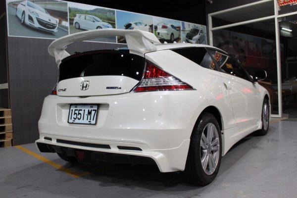 Wing Spoiler Honda CRZ Mugen – Plastik ABS (Grade S) Import Taiwan