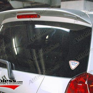 Wing Spoiler Suzuki Ertiga – Plastic ABS (Grade A)