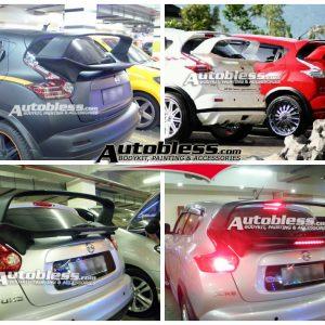 Wing Spoiler Nissan Juke Impul – FRP