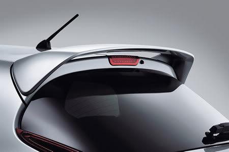 Wing Spoiler Nissan Juke Standard – Plastic ABS (Grade A)