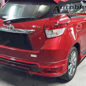 Bodykit Toyota Yaris Access 2014 – Plastic ABS (Grade A) Import Thailand
