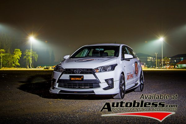 Bodykit Toyota Yaris Access 2014 – FRP