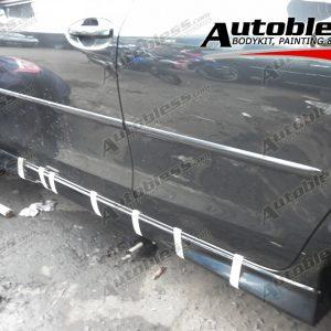 Bodykit Toyota Yaris TRD 2006 – Plastic ABS (Grade C)