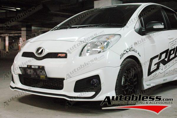 Bodykit Toyota Yaris TRD 2012 (untuk 2012-2013)