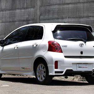 Wing Spoiler Toyota Yaris TRD 2012 – Plastik ABS (ORI)