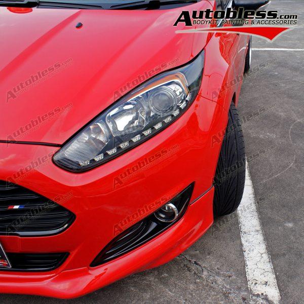 Bodykit Ford Fiesta Zetec 2014 + Diffuser STi – FRP
